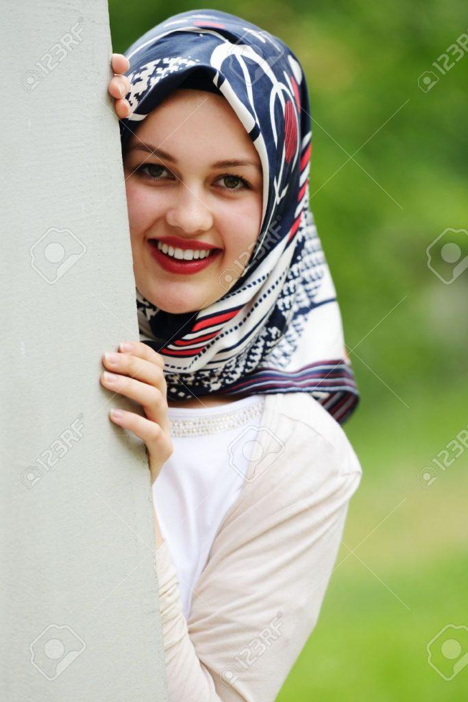 fille musulmane